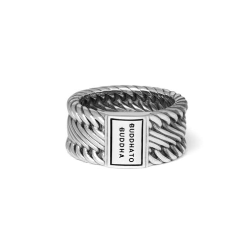 Buddha to Buddha Edwin Small Ring
