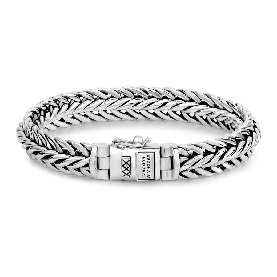 03ef80cc6 Buddha To Buddha Nurul armband 925 sterling zilveren 065 | Juwelier ...