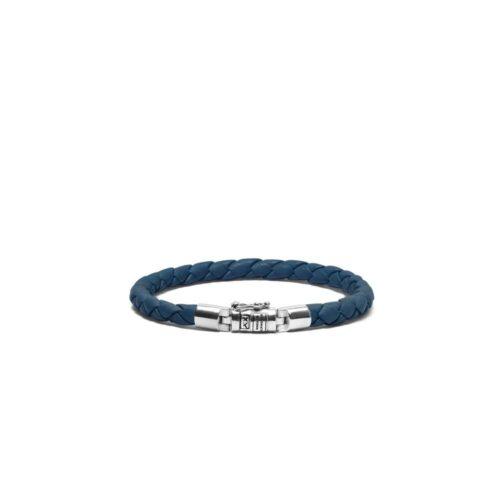 Buddha to Buddha Ben XS Round Leather Reef Bracelet/Armband