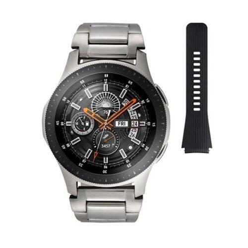 Samsung Galaxy Special Edition smartwatch Silver 46mm SA.GASL