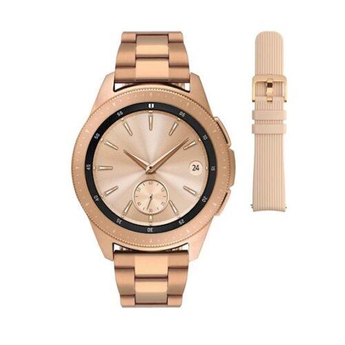Samsung Galaxy Smartwatch Rosé Gold Horloge 42mm SA.R810RS