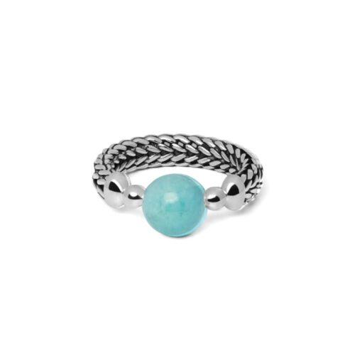 Batas-Sphere-Stone-Ring-Rose