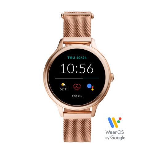 Fossil Gen 5E Smartwatch - FTW6068