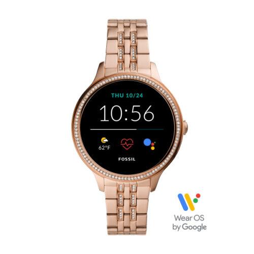 Fossil Gen 5E Smartwatch - FTW6073