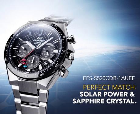 Casio Edifice EFS-S520CDB-1AUEF