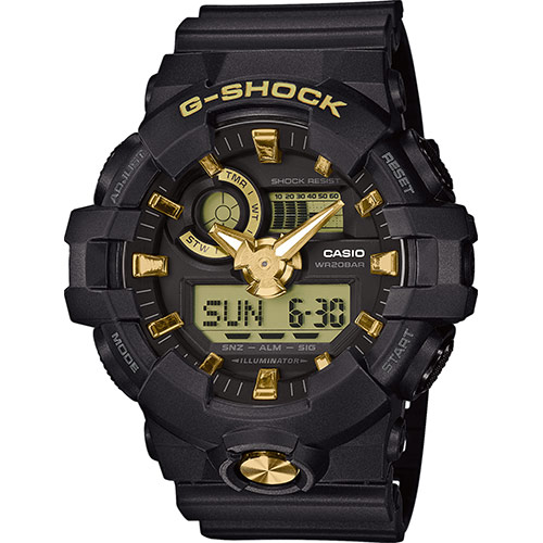 Casio G SHOCK GA-710B-1A9ER