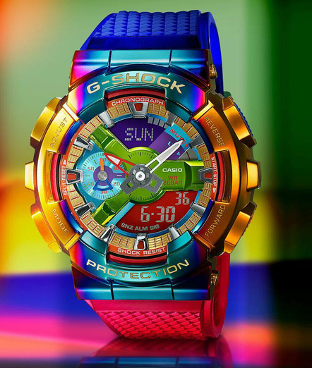 G-Shock Rainbow